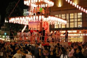 恵比寿盆踊り